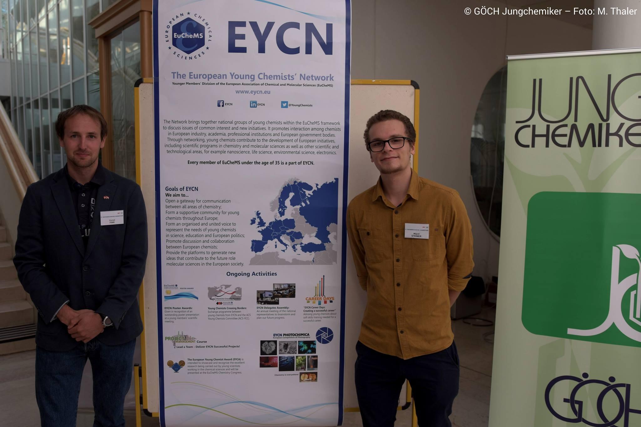 EuCheMS EYCN News - EuCheMS